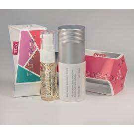 Бальзам бустер для кожи лица TI'TUEL Мультивитаминное утро на основе декокта пижмы и комплекса диатомовые водоросли-ламинария