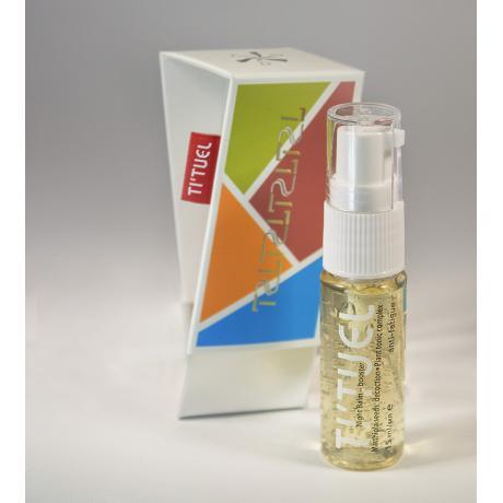 Бальзам бустер для кожи лица TI'TUEL Ночной на основе декокта семян маттиолы и растительного лифтинг комплекса