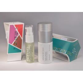 Бальзам бустер для кожи лица TI'TUEL Осветляющий на основе декокта петрушки и растительного осветляющего комплекса