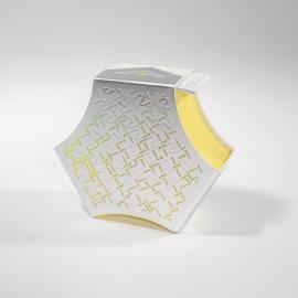 Крем мыло косметическое для очищения кожи лица TI'TUEL на основе козьего молока и комплекса: масло облепихи-пантенол