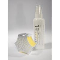 Система очищения для кожи лица TI'TUEL Мягкое очищение: гидрофильное масло и крем мыло для лица