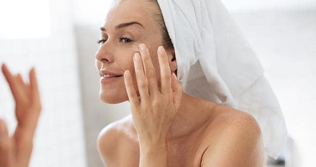 уход за кожей вокруг глаз в 35-50 лет